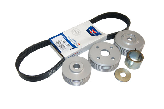 Ford Pinto Poly V Water Pump Drive Kit