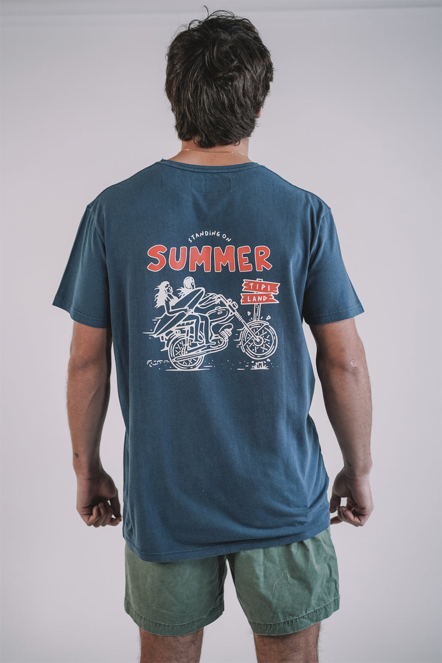 Summer Blue T-shirt
