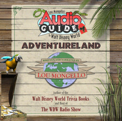 Adventureland – Walt Disney World Audio Tour