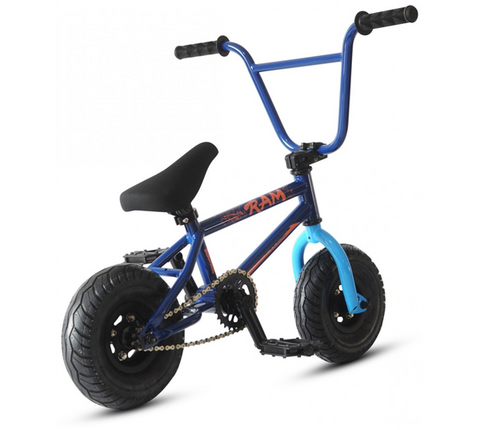 RAM MINI BMX (WITH 3PC CRANKS)