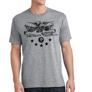 American Treasure Hunter - Metal Detecting Unisex Shirt - Multiple Colors - River Valley Special Tee's