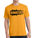Baltimore Skyline - Unisex Shirt - Pick your size and color! - River Valley Special Tee's