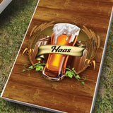 Beer Brew Pint Cornhole Set - Customized - River Valley Special Tee's