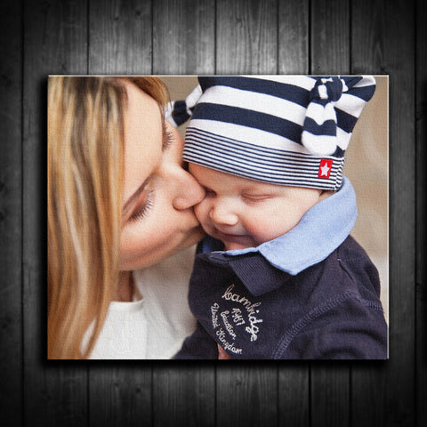 Custom Canvas Print - Multiple Sizes! - Upload your favorite images