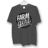 Farm Girl - Unisex Shirt - Multiple Colors - River Valley Special Tee's