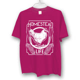 Homestead Life - Unisex Shirt - Multiple Colors - River Valley Special Tee's