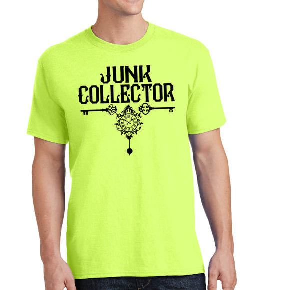 Junk Collector - Unisex Shirt - Pick your size and color! - River Valley Special Tee's