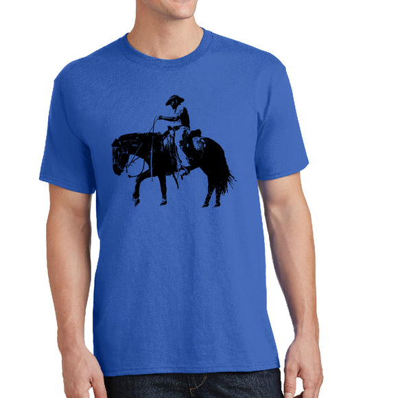 Cattle Driver - Unisex Farm/Western Shirt - Pick your size and color! - River Valley Special Tee's