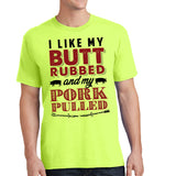 I Like My Pork Pulled... - Funny BBQ Shirt - Choose your size and color! - River Valley Special Tee's