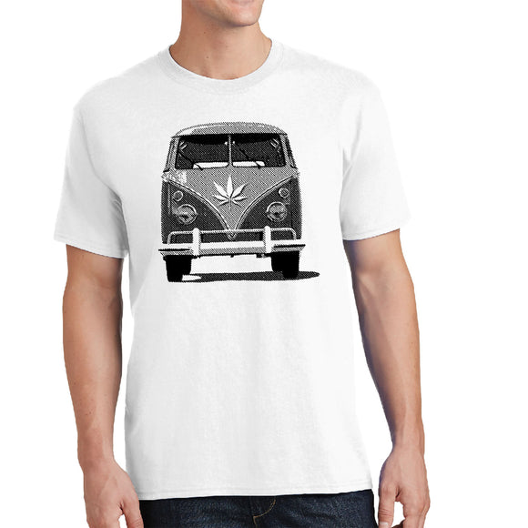The Cannabus - Cannabis Themed T-Shirt - Pick your size and color! - River Valley Special Tee's