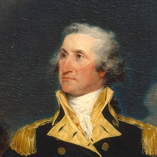 General George Washington at Trenton (1)