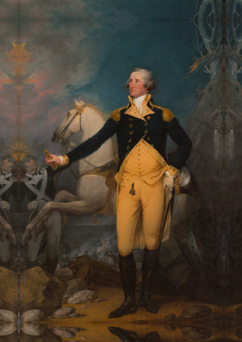 General George Washington at Trenton (2)
