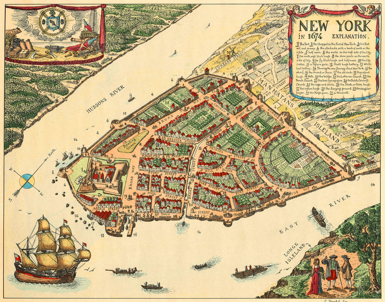 New York in 1674, Lower Manhattan, Vintage Map | Battlemaps.us Manhattan Ny Map on manhattan tourist map, manhattan south map, manhattan hotel map, manhattan on us map, manhattan nebraska map, manhattan new york subway, nyc map, new city street map, manhattan rooftop bars in december, midtown manhattan map, manhattan nd map, manhattan yonkers map, manhattan island, manhattan tx map, world trade center on a map, lower manhattan map, manhattan street map, 1920s manhattan map, manhattan los angeles map, manhattan avenues and streets,