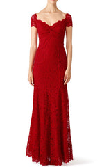 Ruby Valentine Gown
