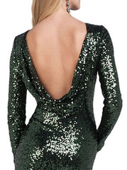 Emerald Rush Gown