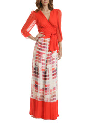 Square Pattern Skirt