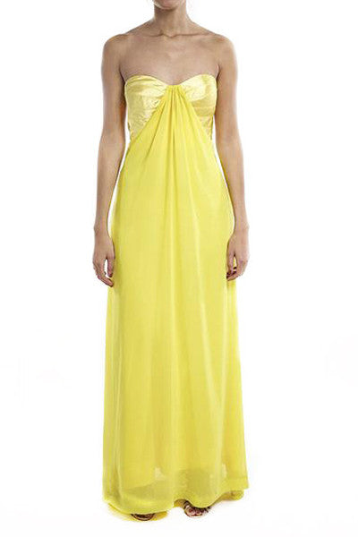 Sweet Buttercup Gown