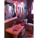 2PCS Halloween Bloody Weapons Garland Banner Decorations - Happidtime