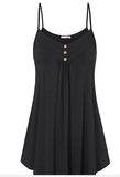 Women Sexy Sleeveless Skirt With Shoulder-Straps