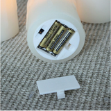 Control LED Electronic Flameless Candle Lights Simulation Flame Flashing LED Candles
