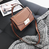 casual Women Messenger Bags famous Brand Female handbags Woman Fashion Leather Shoulder Bag Girl Crossbody Bags ladies 8v10204 - Happidtime