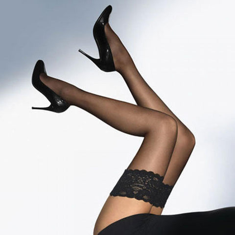 Sexy Stylist Lace Top Stay Up Thigh High Stockings