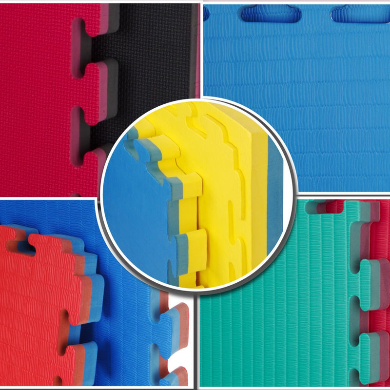 Interlocking Jigsaw Mats