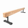 Cannons UK 8ft Solid Gymnastics Beam with Adjusting Legs height between 26cm-44cm.