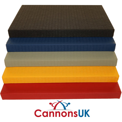 Cannons UK Contest Judo matte