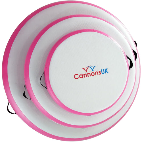Cannons UK Air Track Pro Air Spot, Pink or Blue