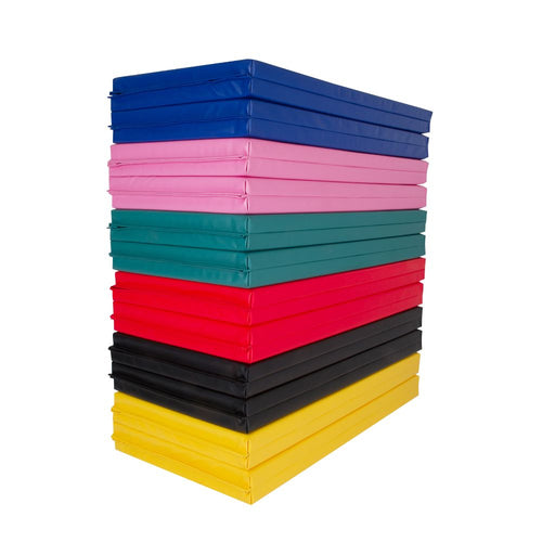 Cannons UK Foldable Double Mat 8ft x 4ft x 50mm