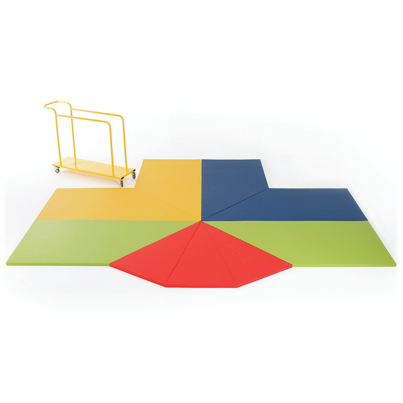 Gym Centre Mat Set