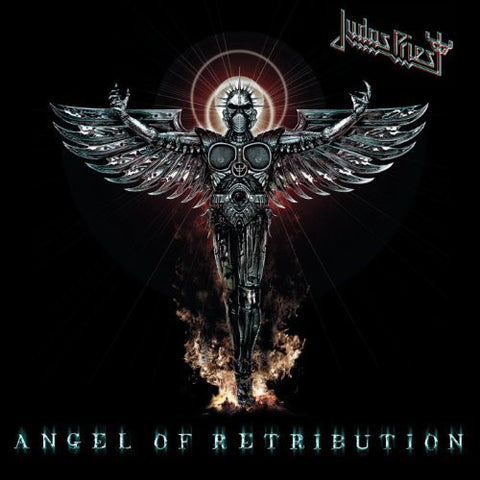 Angel Of Retribution - CD