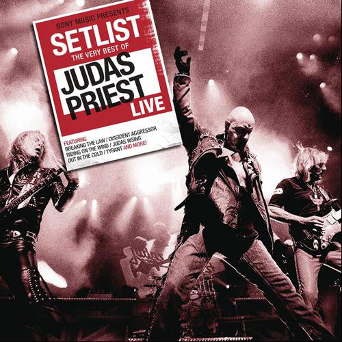 Setlist: The Very Best Of Judas Priest Live - CD
