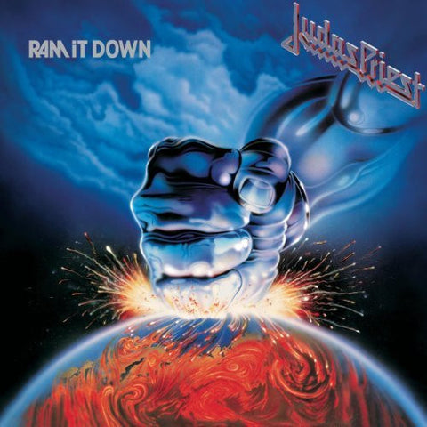 Ram It Down - CD