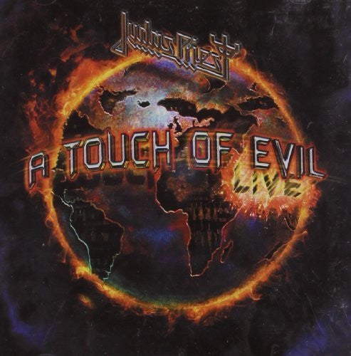 A Touch Of Evil - Live - CD