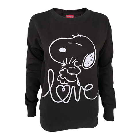 Peanuts - Love Women's Crew Sweat