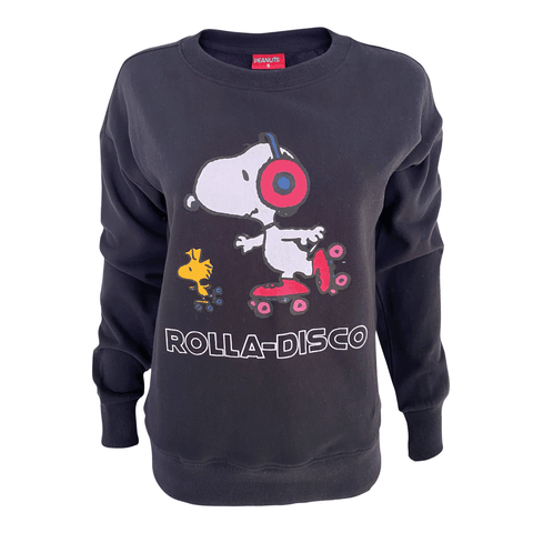 Peanuts - Rolla Disco Women's Crew Sweat