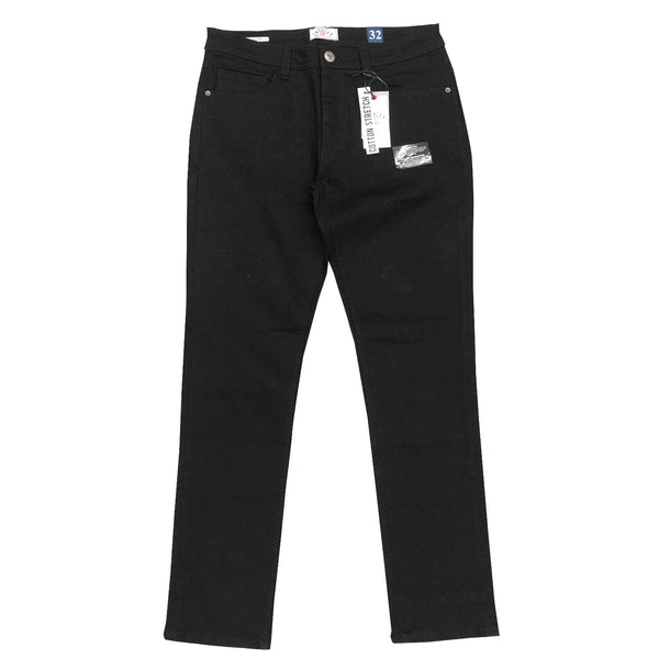 CROXLEY - Slim Fit Cotton Bull Jean