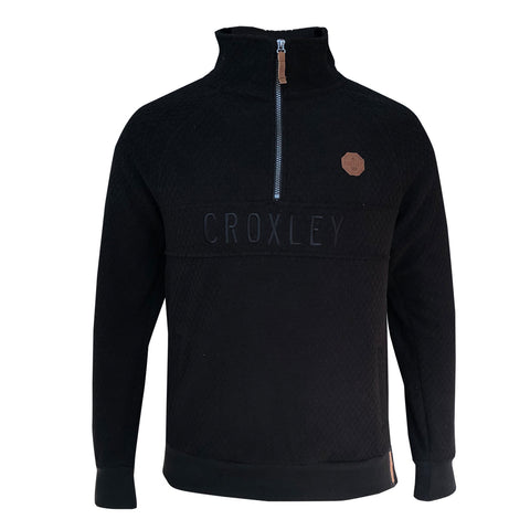 CROXLEY - FLEECE (EMBOSSED POLAR)