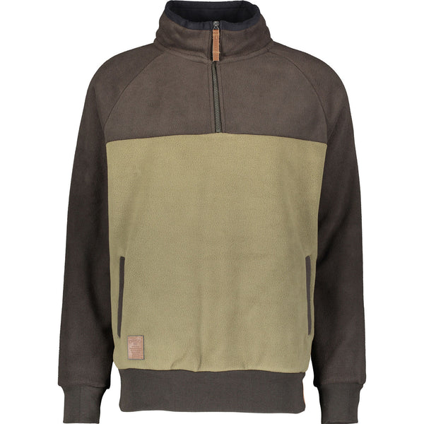 Croxley - Half Zip Fleece Mason