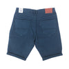 Croxley - Slim Fit Cotton Bull Jean Shorts