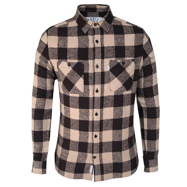 CROXLEY - FLANNEL SHIRT AW19