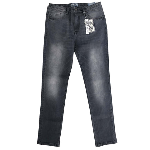 DRIFT KING - Slim Fit Taper Jean