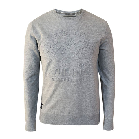 DRIFT KING - PYTHON CREW SWEAT