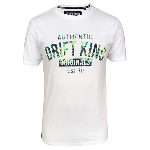 Drift King - Steer T-Shirt