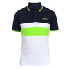 DRIFT KING - FLURO STRIPE POLO