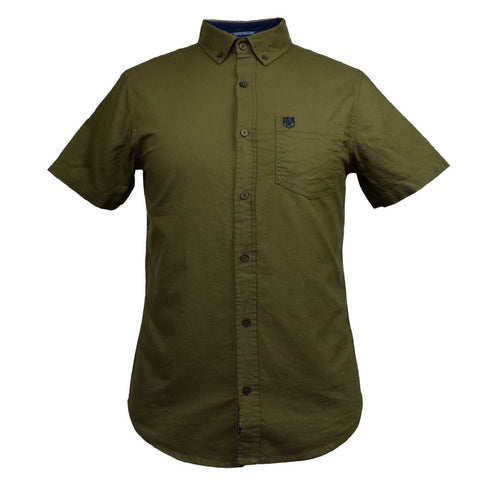 Drift King - Short Sleeve Oxford Shirt