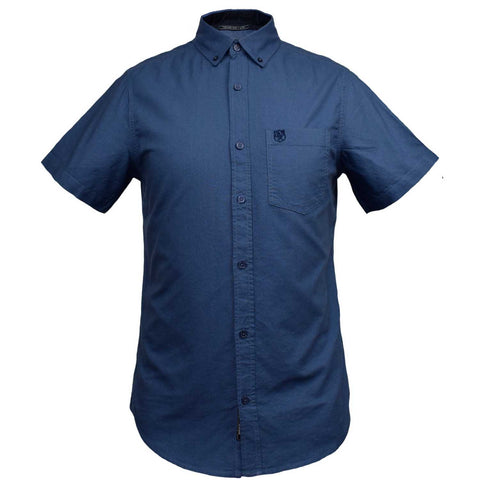 Drift King Short Sleeve Oxford Shirt