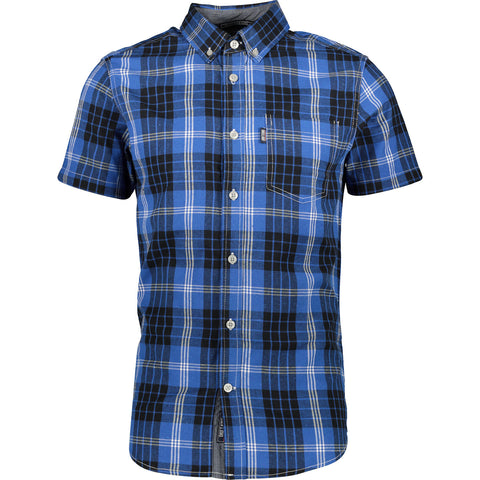 Drift King - Short Sleeve Check Shirt